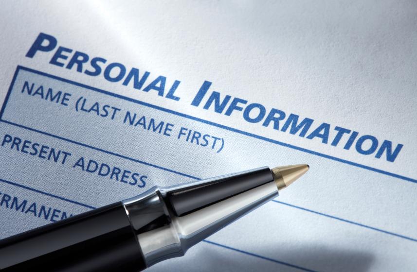 Come è possibile rendere anonimi i dati personali